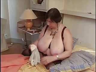 french bbw aged with toy
