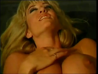 ribald golden-haired milf