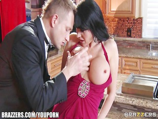 gold digger eva karera seduces a younger man for