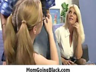 mom go darksome - interracial hardcore mother i