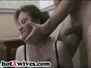 lewd ex wife acquires coarse mouth fuck