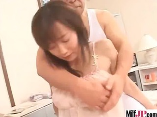 hot oriental sexy mother i receive hard wang