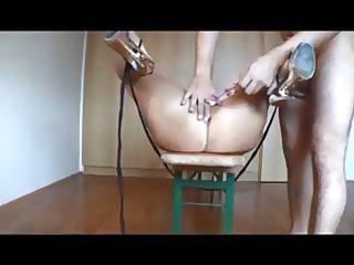 amateur wife butt screwed on homemade sextape