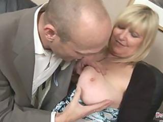 chauffeur fantasies of fucking large wobblers boss