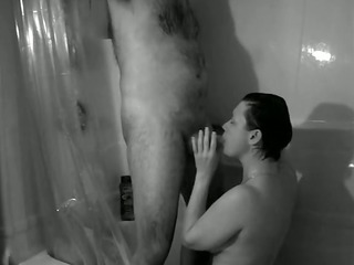 how shower sex with wife