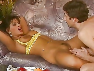 spruce german milf cums hard