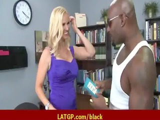 interracial hard sex concupiscent milf hotty