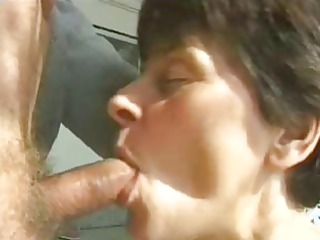 sexy mommy 58 brunette hair older and a old man