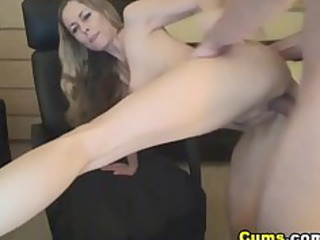 sexy blond wife screwed hd