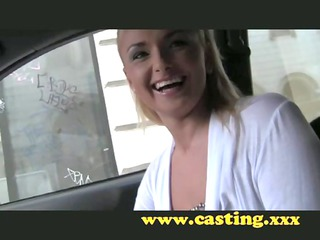 casting- russian anal beauty slips it is in with