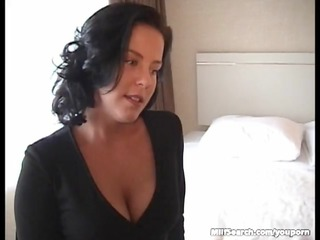 dark brown mother i cunt licked and drilled