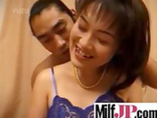 cute japanese milfs get hardcore nailed movie-88