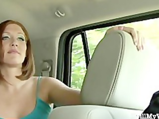 hot wife showing off her fucking skills