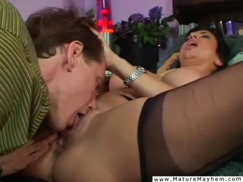 aged office doxy getting destroyed