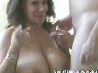 large breasts milf ashley evans!