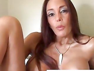 mature brunette hair winking anal opening