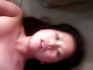 non-professional anal sex with oriental wife