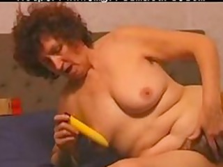 curly older loves her toy older older porn granny
