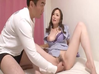 mommy helps her lover
