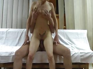 russian cuck films his wife olga part 0.avi