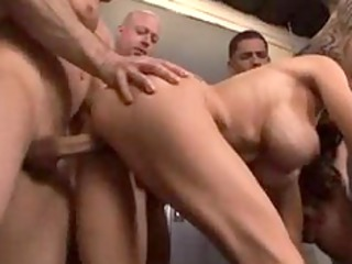 big tits d like to fuck gang banged