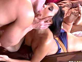 large tit french brunette hair oriental wife