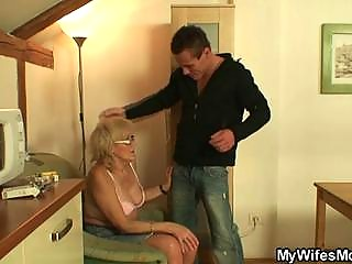 wicked granny filthy games with biggest juvenile