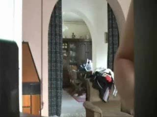 hidden web camera caught mummy fully exposed home