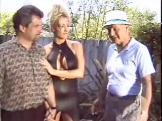 big-tittied mommy alexis outdoor sex at schlong
