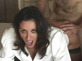 seductive busty d like to fuck in stockings