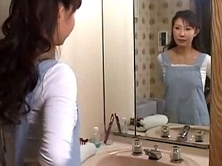 oriental mom blowjob
