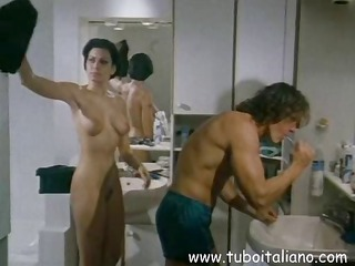 italian porn star mora ita goes for three-some
