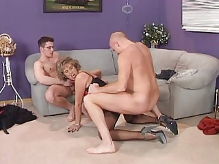 german houswife enjoying 0 hard dicks