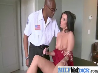 dark dicks and white milfs are perfect fit