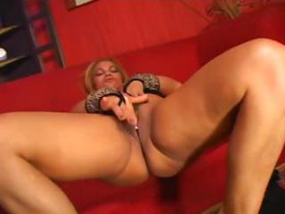 breasty blonde aged latin babe sucks hard weenie