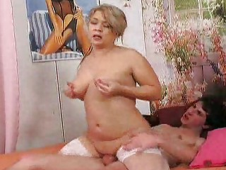 granny seduces her youthful ally 10