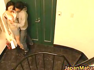 ayane asakura mature asian model has sex part2