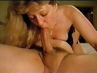 debbie doing the deepthroat (mature)