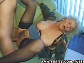 old amateur mature wife sucks and bonks with jizz