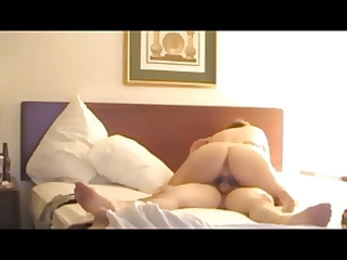 non-professional curvy dark brown wife fucked on