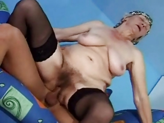 some other cock for granny norma