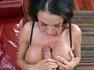 ariella ferrera acquires an anal sex cream pie