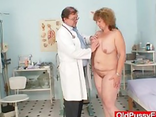 hirsute obese mommy acquires harrassed by