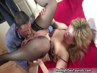 thick mother i prostitute gets her pussy part4
