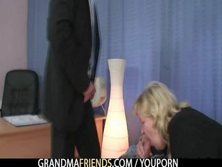 big grandma pleases weenies