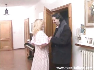blond italian mother i has a ally come over to