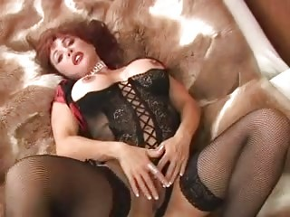sexy classy mother i masturbating in darksome